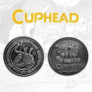 Cuphead Limited Edition Coin