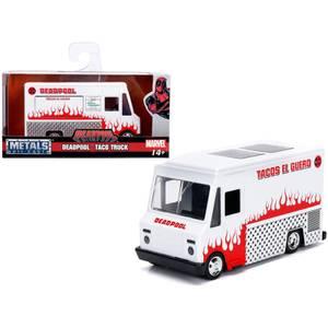 Hollywood Rides 1:32 Deadpool Taco Truck