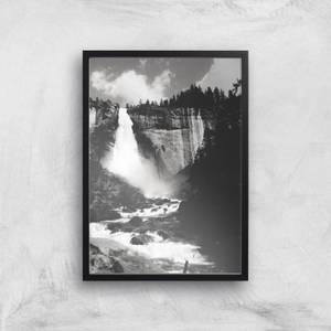 Yosemite River Giclee Art Print