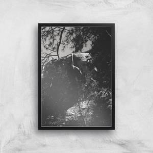 Hidden Yosemite Giclee Art Print