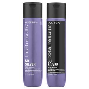 Matrix So Silver Duo