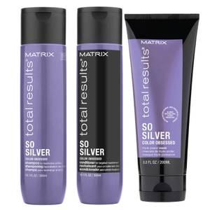 Matrix So Silver Bundle