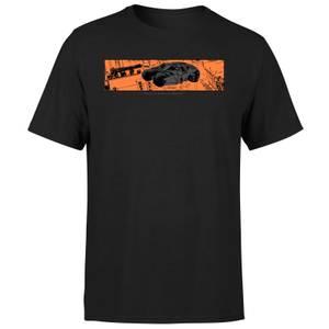Batman Begins Does It Come In Black? Men's T-Shirt - Black