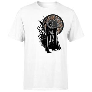 Batman Begins Face Your Fear Men's T-Shirt - White