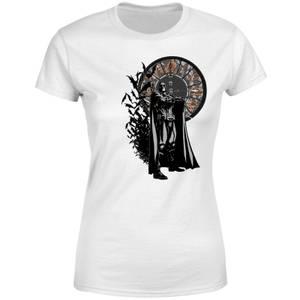 Batman Begins Face Your Fear Women's T-Shirt - White