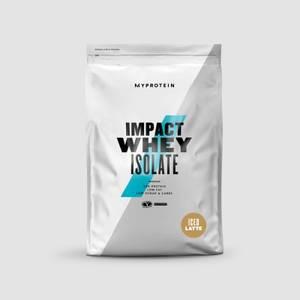 【新登場】 Impact ホエイ アイソレート(WPI)- アイスラテ
