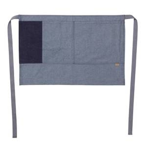 Ferm Living Denim Half Apron - Blue