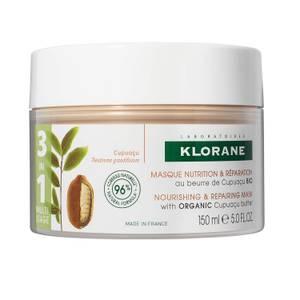 KLORANE 3-in-1 Mask with Organic Cupuaçu Butter 5 oz