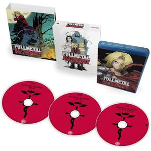 Fullmetal Alchemist Part 1 - Collector's Edition