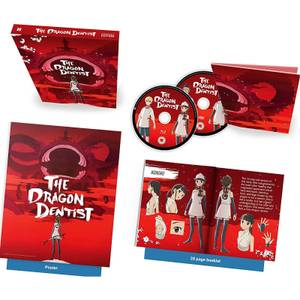 The Dragon Dentist Collector's Dual Format Edition