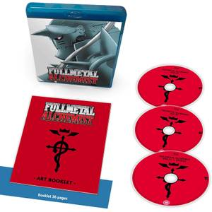 Fullmetal Alchemist Part 2 Collector's Edition