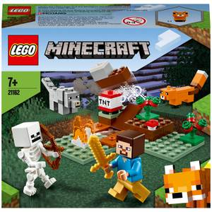 LEGO Minecraft: The Taiga Adventure Building Set (21162)