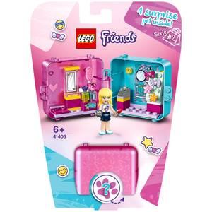 LEGO Friends: Stephanie's Shopping Play Cube Playset (41406)