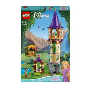 LEGO Disney Princess: Rapunzel's Tower Playset (43187)