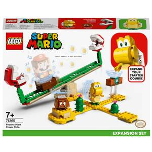 LEGO Super Mario Piranha Plant Slide Expansion Set (71365)
