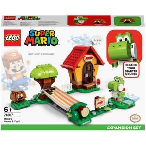 LEGO Super Mario House & Yoshi Expansion Set (71367)