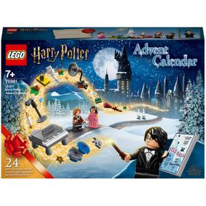 LEGO® Harry Potter™: Calendario dell'Avvento (75981)