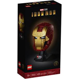 LEGO® Marvel: Casque d'Iron Man (76165)