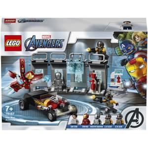 LEGO Marvel Avengers Iron Man Armory Set (76167)