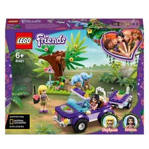 LEGO Friends: Baby Elephant Jungle Rescue Animals Set (41421)