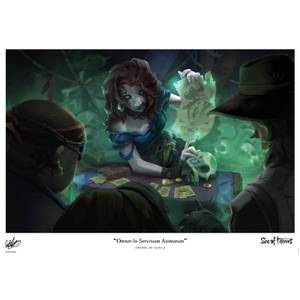 Sea of Thieves Limited Edition Art Print - Order of Souls