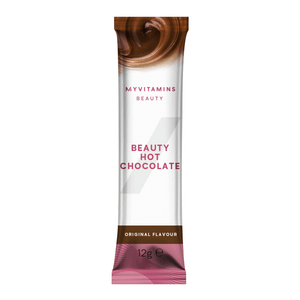 Beauty Hot Chocolate Stick Pack Sample