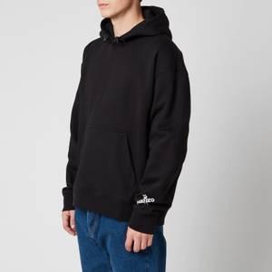 KENZO Men's Sport Oversized Hooded Sweatshirt - Black