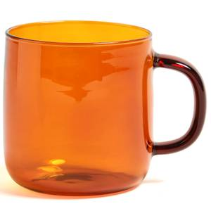 HAY Borosilicate Mug - Amber
