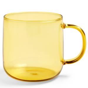 HAY Borosilicate Mug - Yellow