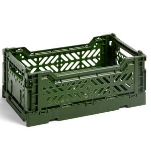 HAY Colour Crate - Khaki - S