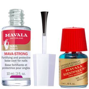 Mavala Stronger Than Strong Nails Duo
