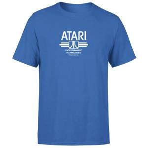 Atari Blue Tee Men's T-Shirt - Royal Blue