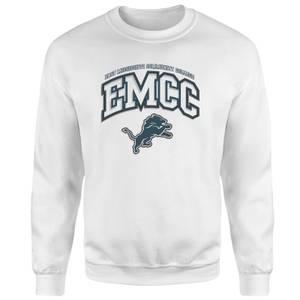 EMCC White Sweater Sweatshirt - White