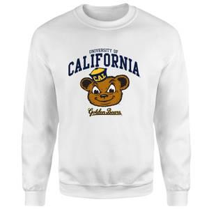 University Of California Golden Bears Sweatshirt - White