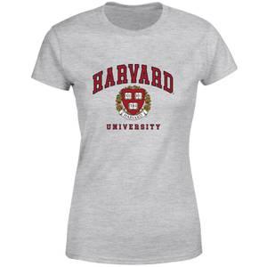 Harvard Gray Tee Women's T-Shirt - Grey