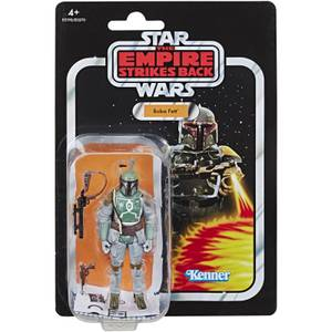 Hasbro Star Wars The Vintage Collection Episode V: The Empire Strikes Back Boba Fett 3.75 Inch Scale Action Figure