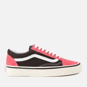 Vans Anaheim Old Skool 36 DX Trainers - Pink/Black