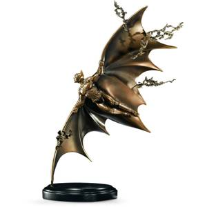 DC Comics Batman Bronze Gliding Sculpture