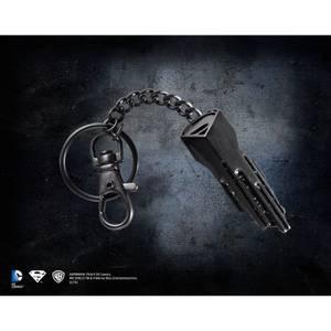 DC Comics Man of Steel - The Command Key Keychain