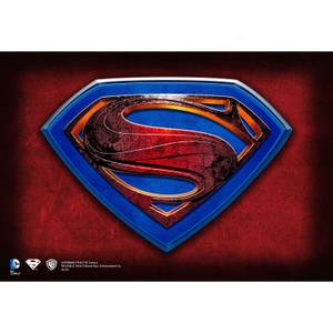 DC Comics Superman Man of Steel Wall Plaque