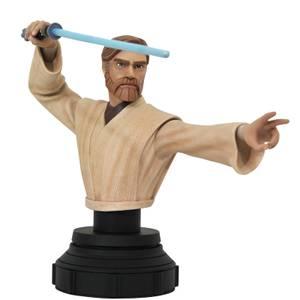 Gentle Giant Star Wars: The Clone Wars Obi Wan 1/7 Scale Bust