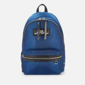 Marc Jacobs Women's Large Backpack - Night Blue
