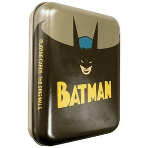 DC Batman Sammler-Spielkarten & Dose