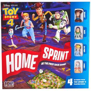 Disney Toy Story 4 Home Sprint Brettspiel
