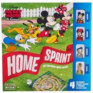 Disney Mickey & Friends Home Sprint Brettspiel