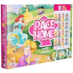 Disney Princess Race Home Board Game