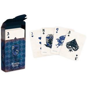Harry Potter House Spielkarten - Ravenclaw