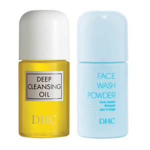 DHC Double Cleanse Essentials Set