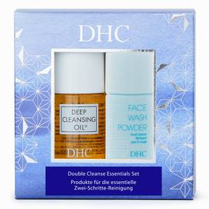 DHC Double Cleanse Essentials Set (Worth $10.50)