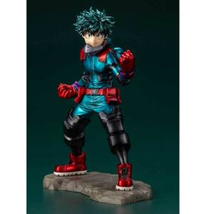 Kotobukiya My Hero Academia ARTFXJ Statue 1/8 Izuku Kotobukiya Midoriya Hero Fes. Limited Edition 21 cm